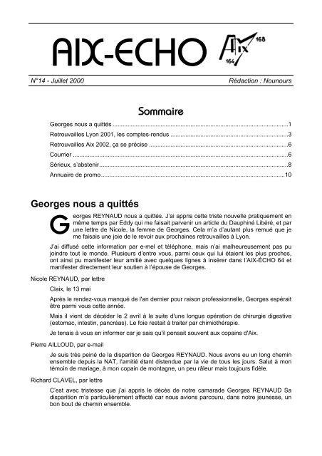 Version Pdf Bienvenue Sur Les Pages Personnelles De