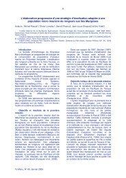 Eradication rongeurs invasifs aux Marquises - IMEP