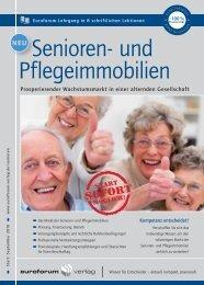 Senioren- und Pflegeimmobilien