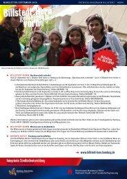 Newsletter Billstedt-Horn, September 2010 - Entwicklungsraum ...