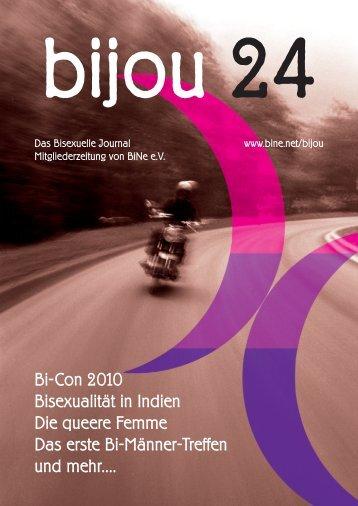 PDF-Version - BiNe Bisexuelles Netzwerk eV