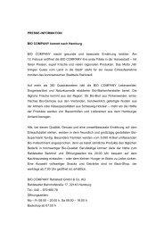 gibt es hier zum download - Der Berliner Biosupermarkt mit ...