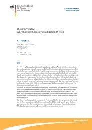 Nachhaltige Biokatalyse auf neuen Wegen