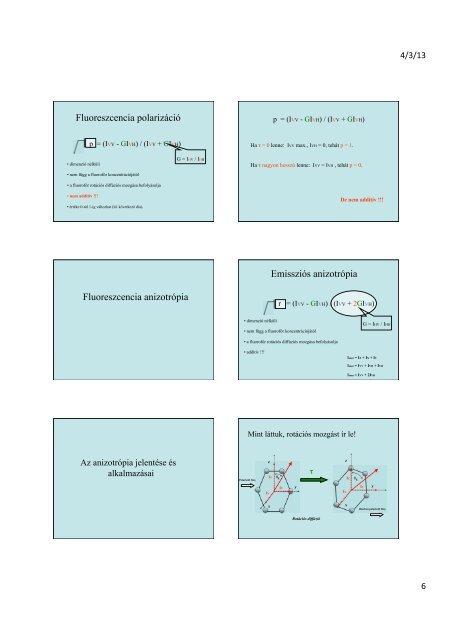 03 Anizotrópia polarizáció Med HU VB 2013.pptx