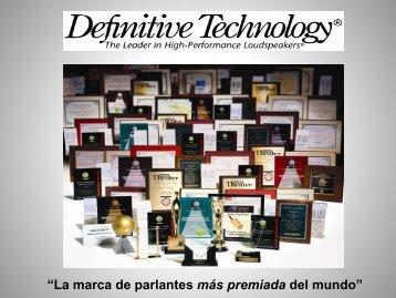 La marca de parlantes - HomeTech Colombia