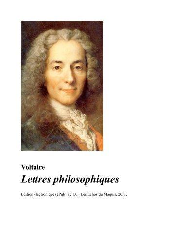 Lettres philosophiques (1734).pdf - Les Échos du Maquis
