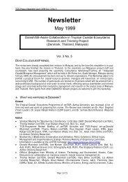 Newsletter - AU/BIO: Biologisk Institut, Aarhus Universitet