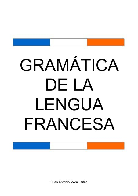 Libro De Gramatica Francesapdf