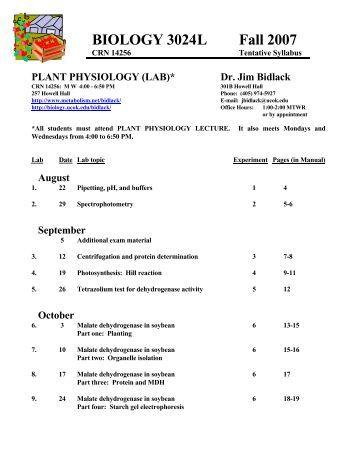 Bio Lab 1 2 Answers Essay Example