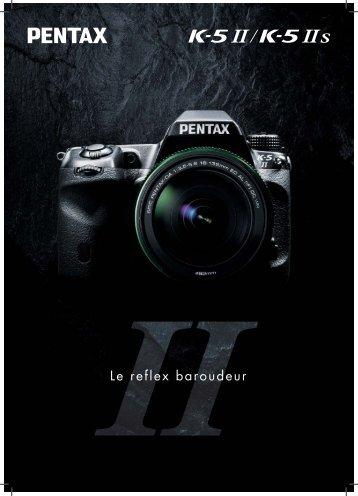 Le reflex baroudeur - Pentax