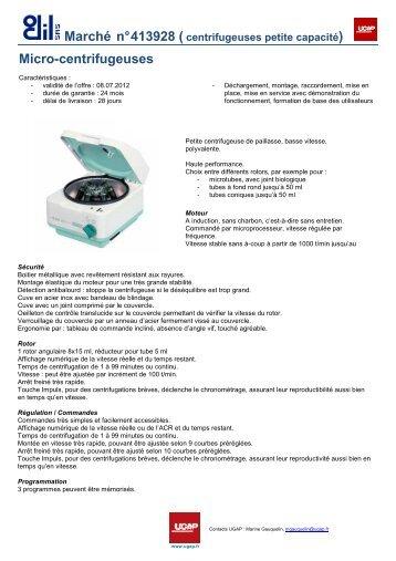 Gamme complète et prix - achats-publics.fr