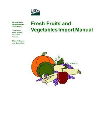 FDA Import Instruction PDF - italianfoodtaste.com