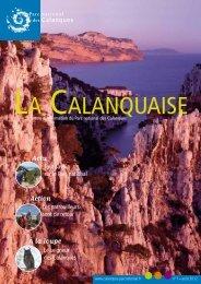 la calanquaise - Marseille Provence Métropole