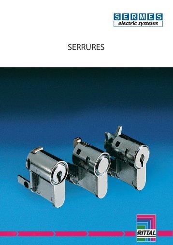 SERRURES - Sermes