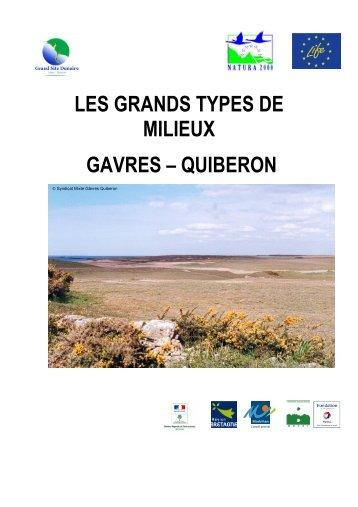 Télécharger le fichier pdf (3 Mo) - Grand Site Gâvres-Quiberon