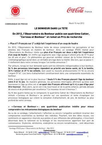 Lire la suite - Coca-Cola France