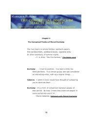 The Conceptual Poetics of Marcel Duchamp.pdf - Electronic Poetry ...