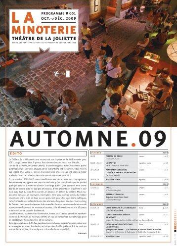 """Télécharger le programme """"Automne 2009"""""""