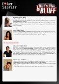 Lancement La Maison du Bluff - PokerStars.fr - Page 3