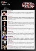 Lancement La Maison du Bluff - PokerStars.fr - Page 5
