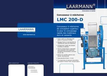 Brochure à télécharger - Laarmann
