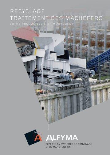 Téléchargement Brochure Recyclage et traitement des machefers