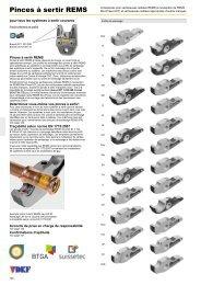Catalogue section - REMS