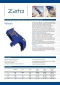 Pince hydraulique Démolition primaire et recyclage du béton ... - Zato - Page 2