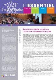 l'essentiel des régionales 2012 - Trilogie Santé