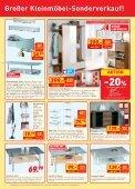 Großer Kleinmöbel- Sonderverkauf! - Seite 2
