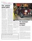 Voitures mythiques pour un rallye historique - L'Hebdo du Vendredi - Page 6