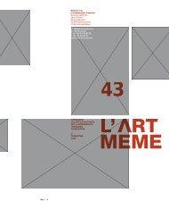 Télécharger le numéro 43 au format pdf - Fédération Wallonie ...
