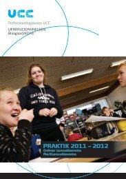 PRAKTIK 2011 – 2012 - Læreruddannelsen Blaagaard/KDAS