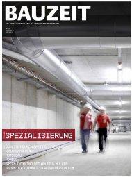 SPEZIALISIERUNG - Wolff & Müller