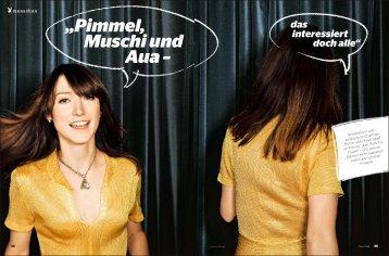 """""""Pimmel, Muschi und Aua – - Blockfrei"""