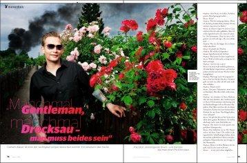 Gentleman, Drecksau– - Blockfrei
