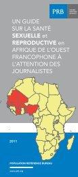 Un guide sur la santé sexuelle et reproductive en Afrique de l'ouest ...