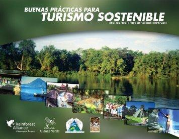 Buenas Prácticas para Turismo Sostenible. - Ministerio del Ambiente