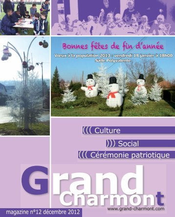 Pour - Grand-Charmont