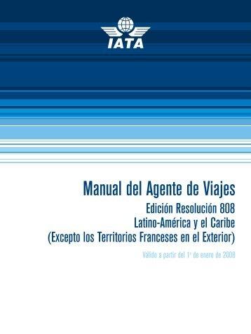 Manual del Agente de Viajes - Blog de ESPOL