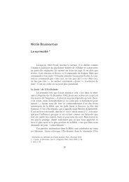 Nicole Bousseyroux La surmoitié *