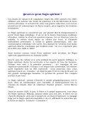 60 ANS DE NEGRO SPIRITUALS A LYON - Lyon Glee Club - Page 2