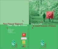 le massif forestier d'Halatte Découvrons - Parc naturel régional Oise ...
