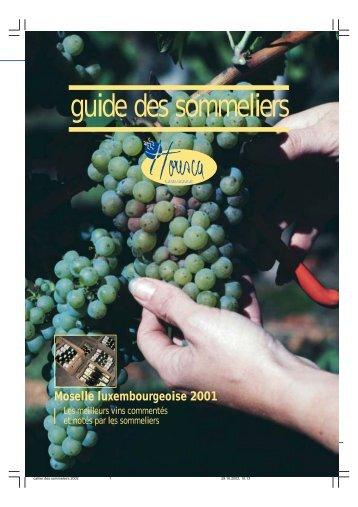 Guide des vins - Horesca