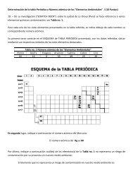 RUBRICA de la PREGUNTA no10 1era ... - Blog de ESPOL