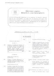 reglamento para el registro de centros turisticos - Blog de ESPOL