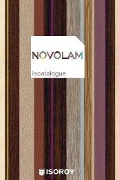 Télécharger notre Catalogue Novolam en PDF - Isoroy