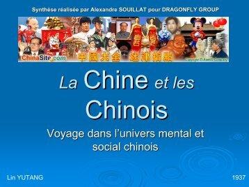 La Chine et les Chinois - SOUILLAT.COM