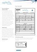 La gamme de lentilles mensuelles en silicone ... - techno-lens sa - Page 6
