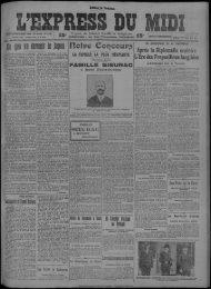 13 septembre 1923 - Bibliothèque de Toulouse